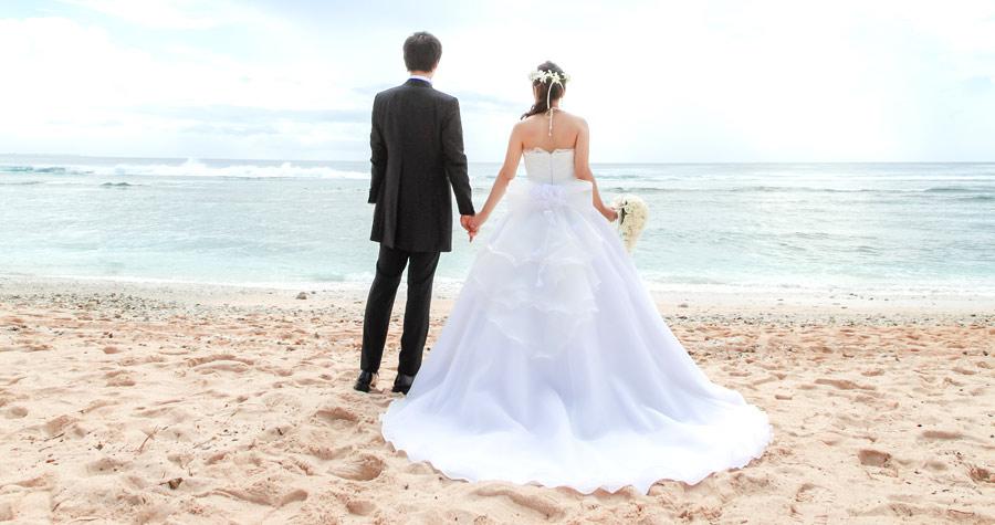 読谷村での結婚式