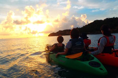 沖縄の雄大な風景に酔いしれてみませんか?
