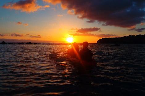カップルや家族で沖縄の雄大な風景に酔いしれてみませんか?